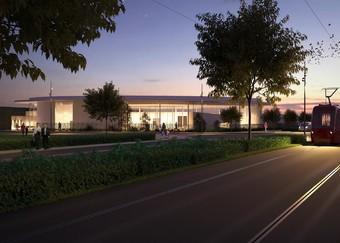 Médiathèque de Croix-Neyrat - Clermont-Ferrand 63