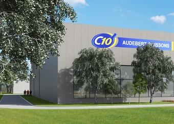 Centre Logistique Audebert Boisson – Clermont-Ferrand 63