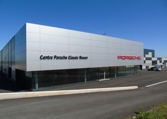 Concession Porsche – Saint Jean Du Cardonnay 76